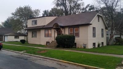 Single Family Home New: 13901 South Michigan Avenue