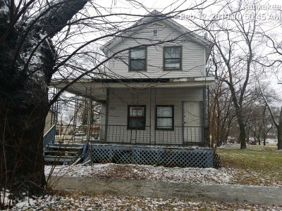 Kankakee Single Family Home Price Change: 283 North Washington Avenue