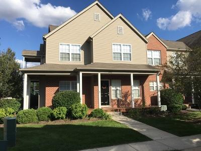 Sycamore Condo/Townhouse New: 552 Clayton Circle #1