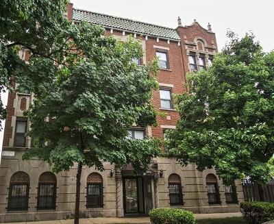 Condo/Townhouse Contingent: 6324 South Kimbark Avenue #405