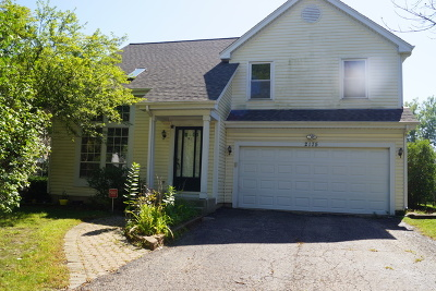 Hanover Park Single Family Home For Sale: 2175 Waterfall Lane