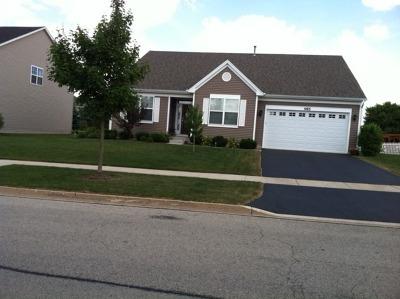 North Aurora Single Family Home New: 985 Mirador Drive