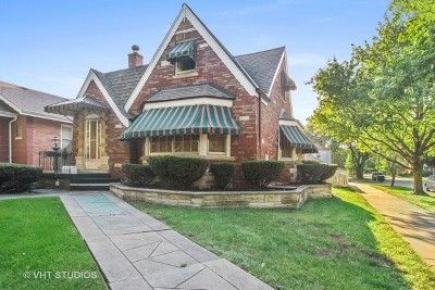 Chicago Single Family Home New: 10800 South Talman Avenue