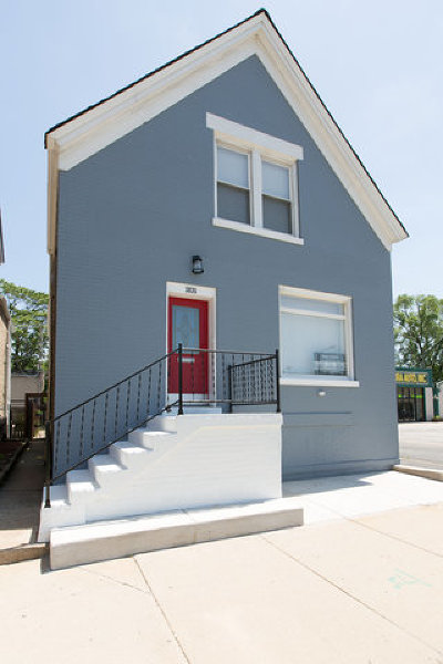 Single Family Home New: 3835 North Western Avenue