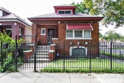 Single Family Home For Sale: 8600 South Kingston Avenue