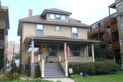 Oak Park Single Family Home New: 158 North Humphrey Avenue