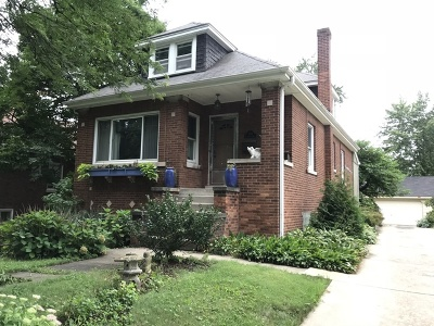 Villa Park Single Family Home New: 450 South Wisconsin Avenue