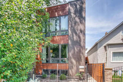 Single Family Home For Sale: 2706 West Francis Place