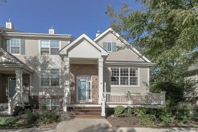 Bartlett Condo/Townhouse For Sale: 326 Broadmoor Lane #450