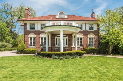 River Forest Single Family Home For Sale: 1431 Ashland Avenue