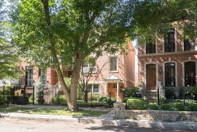 Single Family Home For Sale: 2710 North Bosworth Avenue