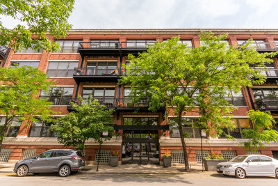 Condo/Townhouse New: 1040 West Adams Street #240