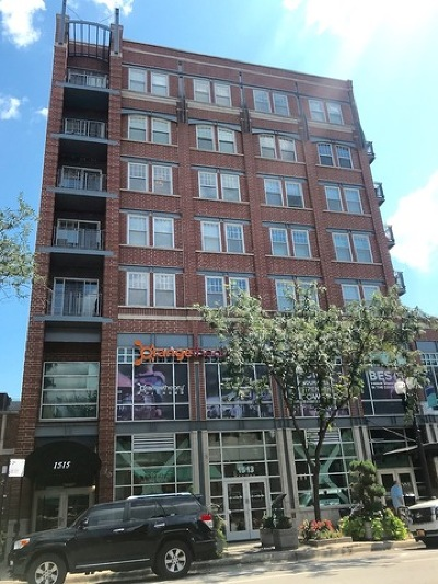 Rental For Rent: 1515 North Wells Street #6A