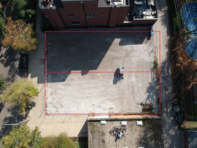 Chicago Residential Lots & Land For Sale: 1936 North Kenmore Avenue