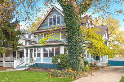 La Grange Single Family Home Price Change: 115 South Brainard Avenue