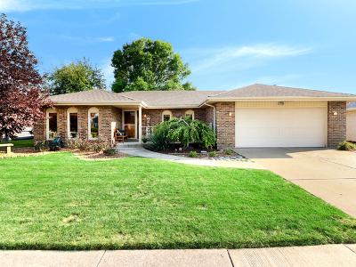 Orland Park Single Family Home New: 7639 Wheeler Drive