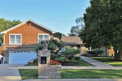 Wood Dale Single Family Home For Sale: 397 Elmhurst Street