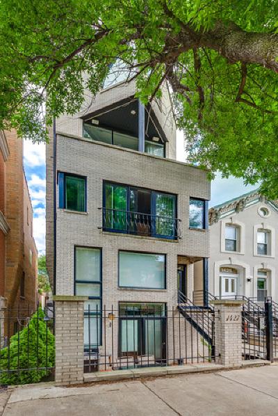 Condo/Townhouse Price Change: 1427 North Mohawk Street #3