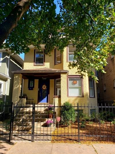 Rental New: 4517 North Sawyer Avenue #2