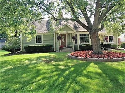 Wheaton Single Family Home New: 404 Pershing Avenue
