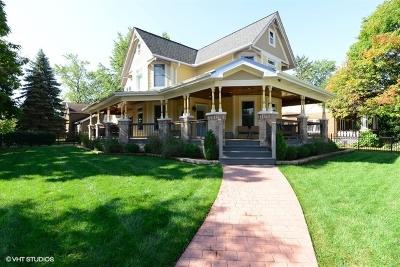Frankfort Single Family Home New: 200 West Nebraska Street