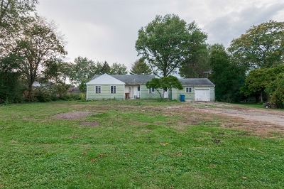 Bloomingdale Single Family Home For Sale: 5n210 Glen Ellyn Road