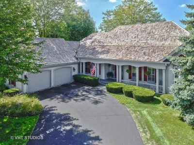 Libertyville Single Family Home For Sale: 6339 Longwood Road