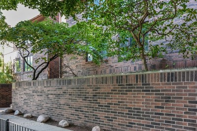 Condo/Townhouse New: 434 West Briar Place #8