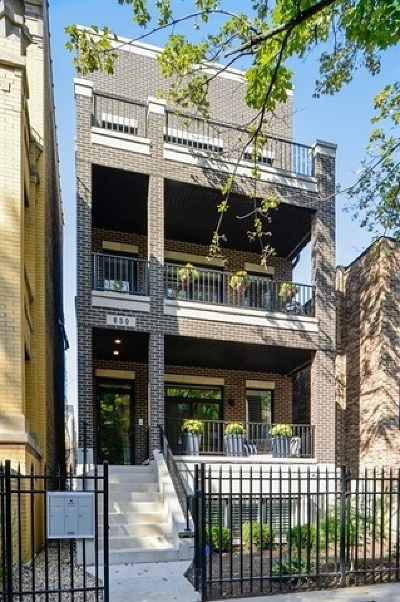 Condo/Townhouse For Sale: 850 West Lill Avenue #2
