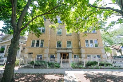 Condo/Townhouse New: 3357 West Belle Plaine Avenue #3W