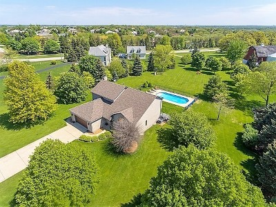 Kane County Single Family Home New: 6n843 Foxborough Road