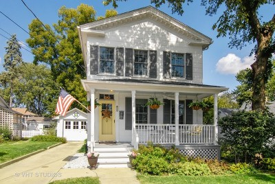Geneva Single Family Home Price Change: 315 Ford Street