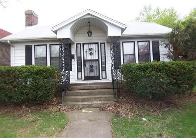 Calumet City Single Family Home New: 437 157th Street