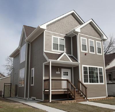 Oak Park Single Family Home New: 916 Hayes Avenue
