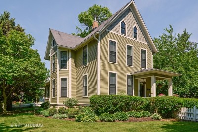 Naperville Single Family Home New: 205 North Sleight Street