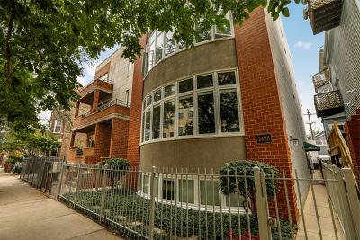 Condo/Townhouse For Sale: 2428 North Southport Avenue #2