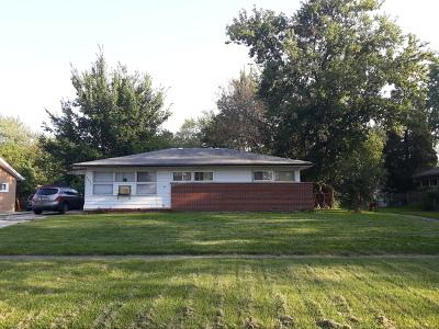 Markham IL Single Family Home New: $36,000