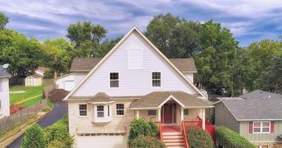 South Elgin Single Family Home New: 366 Prairie Street