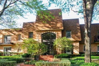 Highland Park Condo/Townhouse For Sale: 1240 Park Avenue West #302