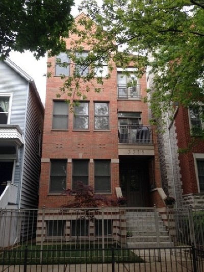 Multi Family Home For Sale: 3316 North Lakewood Avenue