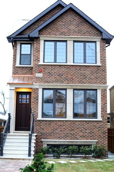 Evanston Single Family Home For Sale: 3134 Central Street
