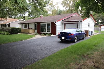 Glen Ellyn Single Family Home New: 22w464 Balsam Drive