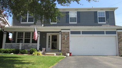 South Elgin Single Family Home Price Change: 9 Thorndale Court