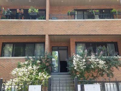 Condo/Townhouse For Sale: 5002 North Western Avenue #2S