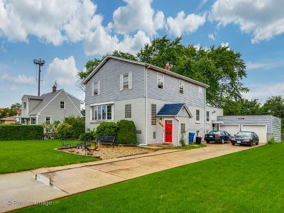 Cook County Single Family Home New: 142 Parkview Drive