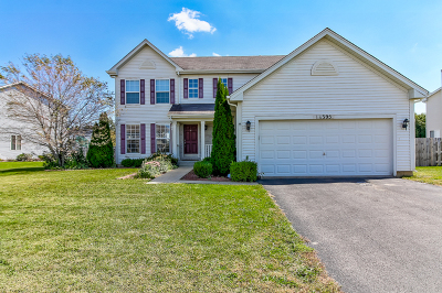 Round Lake Single Family Home For Sale: 1395 South Bayport Lane