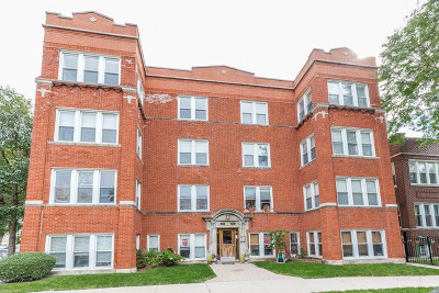 Condo/Townhouse New: 4869 North Rockwell Street #1-4