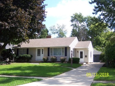 Crystal Lake Single Family Home New: 231 Hickory Drive