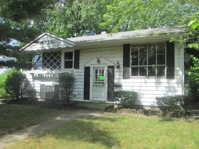 Calumet City Single Family Home New: 282 Chappel Avenue
