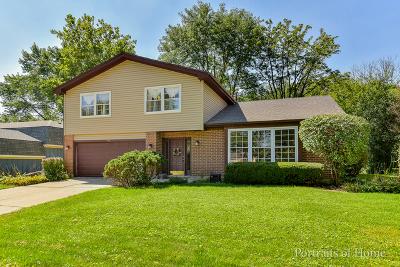 Wheaton Single Family Home New: 1534 Cantigny Way